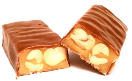 Luzyckie Praliny, Caramel and Nuts (6)