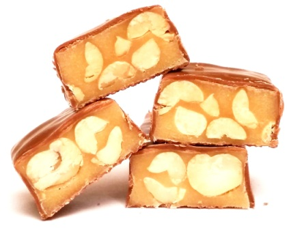 Luzyckie Praliny, Caramel and Nuts (7)