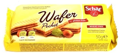 Schar, Wafer Pocket (1)