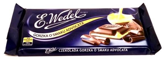 Wedel, Gorzka o smaku advocata (1)