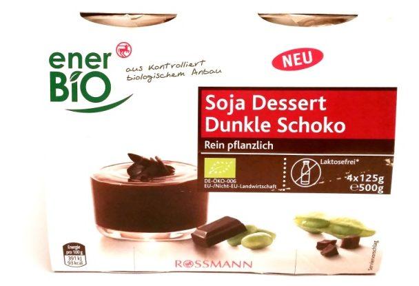 EnerBIO, Soja Dessert Dunkle Schoko (1)