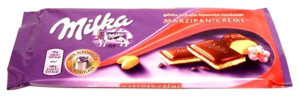 Milka, Marzipan-Creme (3)