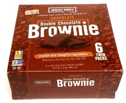Natures Bakery, Brownie Chocolate (1)