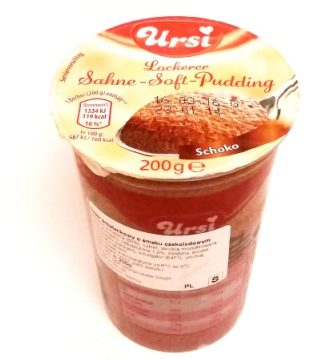 Ursi, Lockerer Sahne-Soft-Pudding Schoko (1)