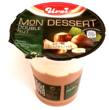 Ursi, Mon Desser Double Nut (1)