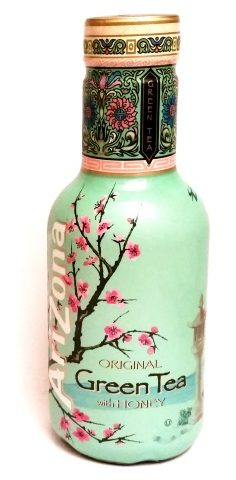 AriZona Beverages, Original Green Tea with Honey (1)