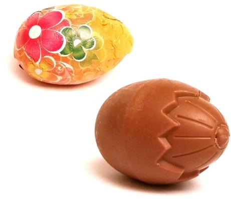 Favorina, Czekoladowe jajka z kremem kakaowym (4)