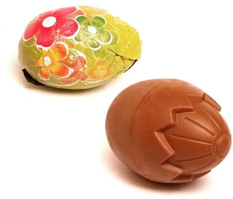 Favorina, Czekoladowe jajka z kremem mlecznym (4)