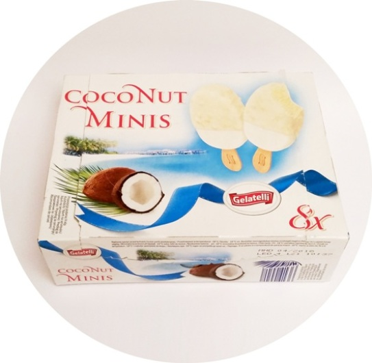 Gelatelli, Coconut Minis (1)