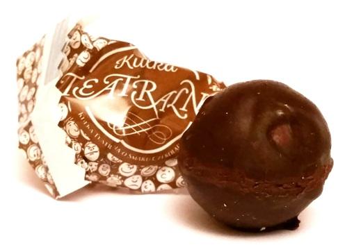 Kopernik, Kulki teatralne o smaku czekoladowym, klasyczne (4)