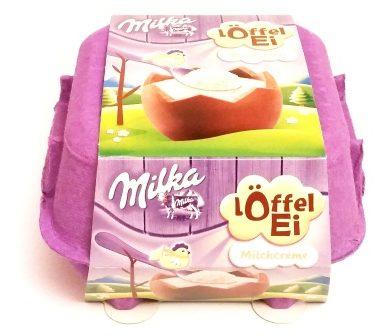 Milka, Loffel Ei Milchcreme (1)