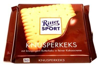 Ritter Sport, Knusperkeks (1)