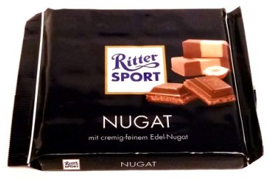 Ritter Sport, Nugat (1)