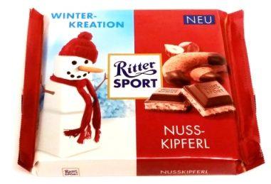 Ritter Sport, Nuss-Kipferl (1)