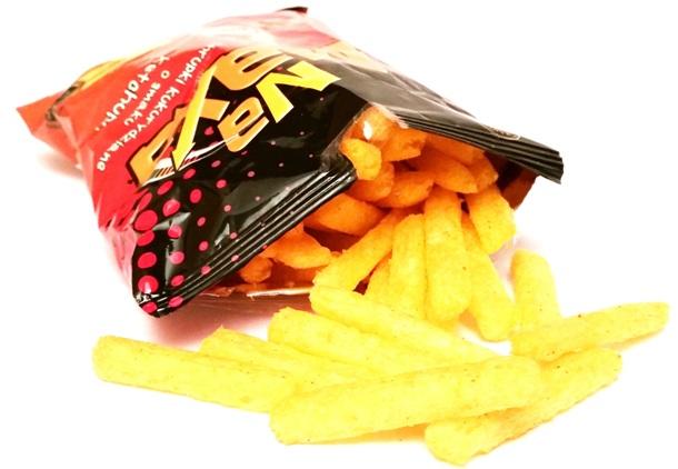 Fifor, Na Maxa chrupki kukurydziane o smaku ketchupu (3)