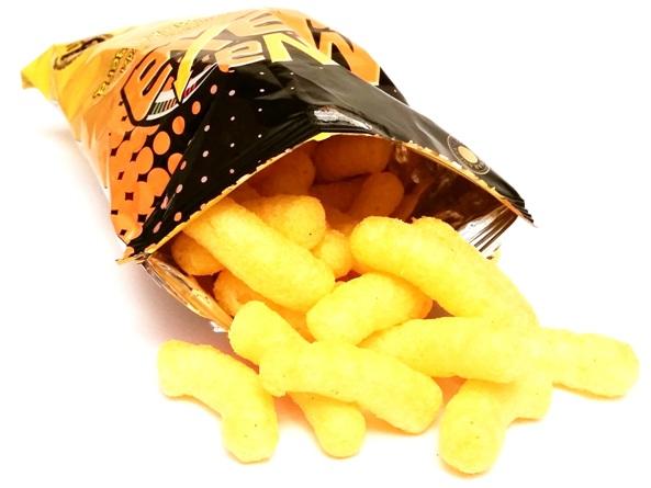 Fifor, Na Maxa chrupki kukurydziane o smaku sera (3)