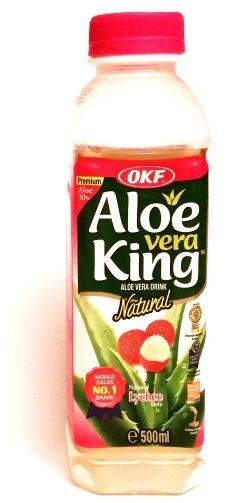 OKF, Aloe Vera King Natural Lychee (1)