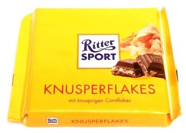 Ritter Sport, Knusperflakes (1)