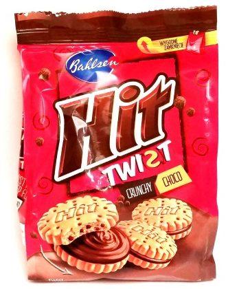 Bahlsen, Hit Twist Crunchy Choco (1)