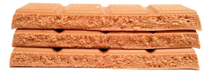 Chocolat Stella, Gianduja Lait Pate Noisettes (4)