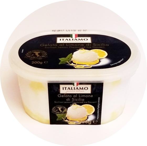 Italiamo, Gelato al Limone di Sicilia (1)