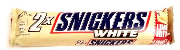 Mars, Snickers White (5)