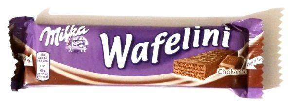 Milka, Wafelini Chokomax z kremem kakaowym (2)
