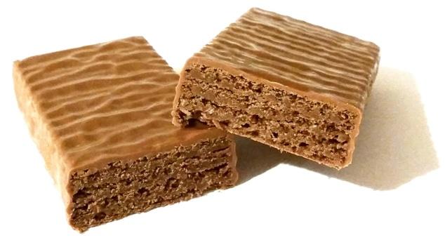 Milka, Wafelini Chokomax z kremem kakaowym (7)