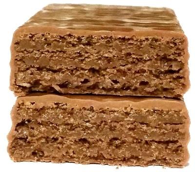 Milka, Wafelini Chokomax z kremem kakaowym (9)
