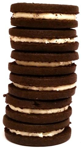 Schar, Chocolate Os (6)