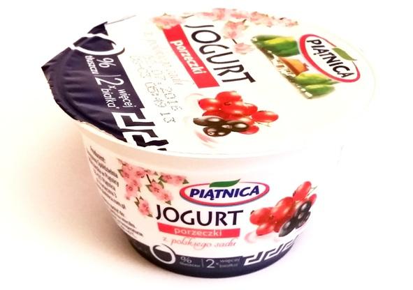 Piatnica, Jogurt grecki 0 procent porzeczka (1)