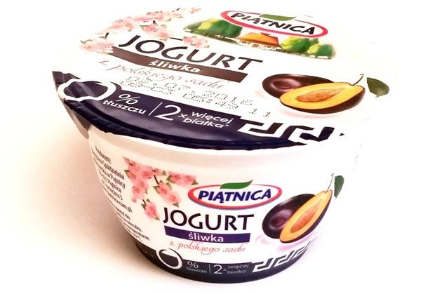 Piatnica, Jogurt grecki 0 procent sliwka (1)