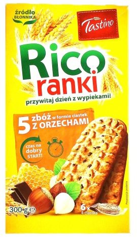 Tastino, Rico ranki 5 zboz z orzechami (1)