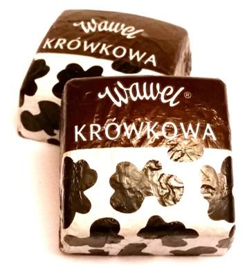 Wawel, czekoladki Krowkowa (1)