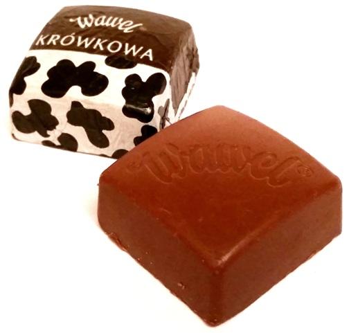 Wawel, czekoladki Krowkowa (2)