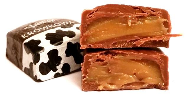 Wawel, czekoladki Krowkowa (3)