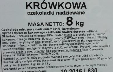 Wawel, czekoladki Krowkowa (4)