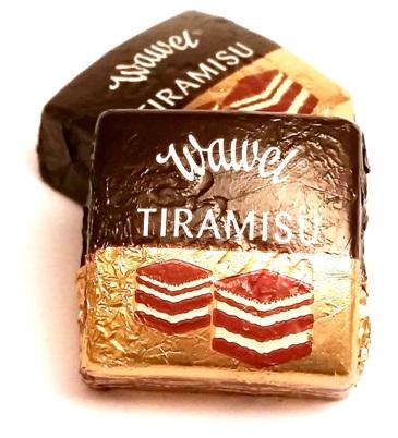 Wawel, czekoladki Tiramisu (1)