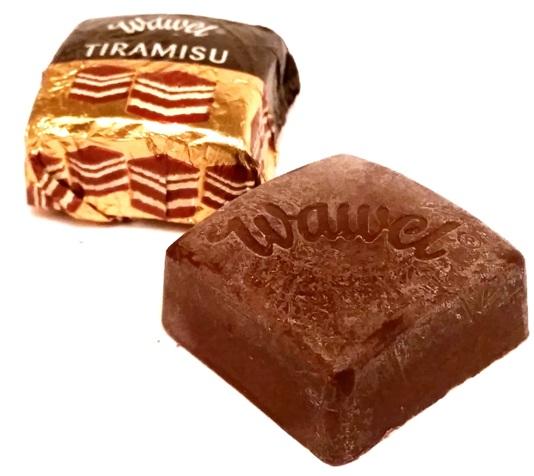 Wawel, czekoladki Tiramisu (2)