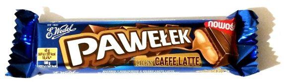 Wedel, Pawelek mleczny Caffe Latte (2)