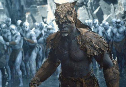 5 najgorszych filmów The Legend of Tarzan 2016 przywódca Mbonga