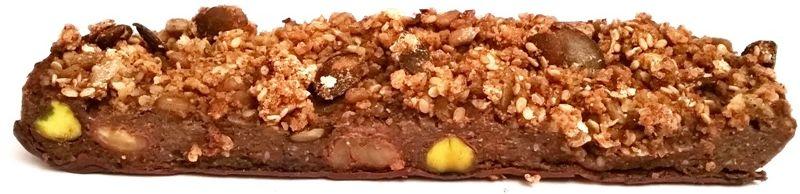 Legal Cakes, zdrowe ciasto Baton Orzechowo-czekoladowy, copyright Olga Kublik