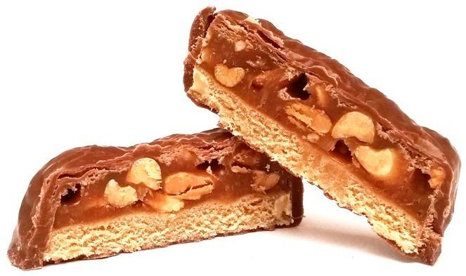 Nestle, baton Oh Henry!, brytyjski Snickers, copyright Olga Kublik