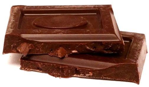 Torras, Chocolate negro con cafe, ciemna czekolada z ziarnami kawy i słodzikiem, copyright Olga Kublik