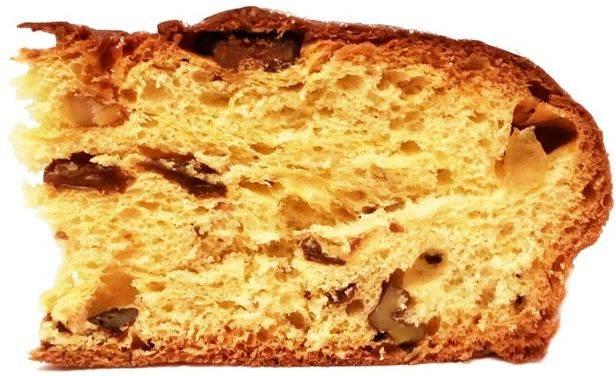 Toscana, La Focaccia Dolce, włoskie ciasto drożdżowe z bakaliami z Toskanii, copyright Olga Kublik