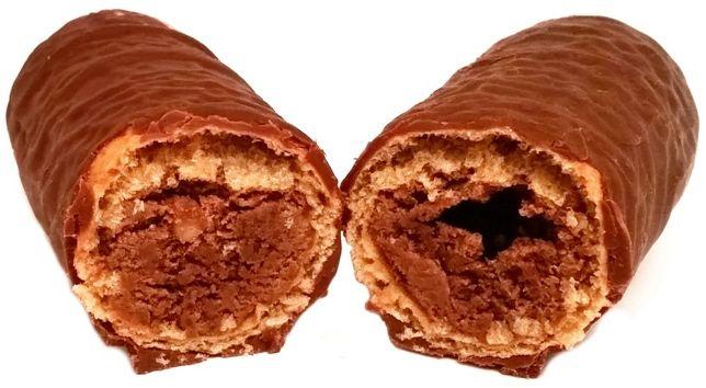 Wisła, baton Sękacz kakaowy, copyright Olga Kublik