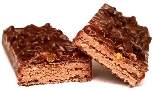 Nestle, Princessa Special Edition Dark Orange, wafel z pomarańczami, dropsami czekoladowymi i deserową czekoladą, copyright Olga Kublik