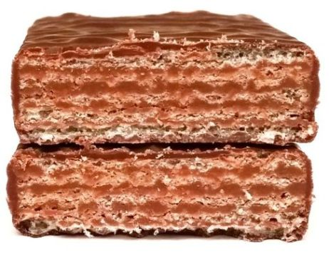 Wedel, CzekoWafel XXL, wafel z kremem kakaowym oblany deserową czekoladą, copyright Olga Kublik