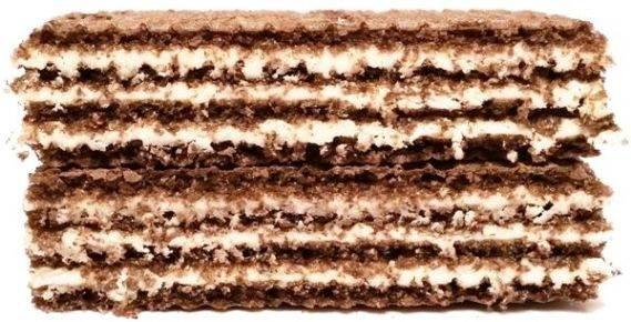 Nestle, Princessa Zebra mleko + kokos, wafel kakaowy z kremem mleczno-kokosowym, copyright Olga Kublik