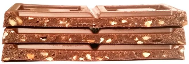 Torras, Chocolate con leche y avellanas, mleczna czekolada z orzechami słodzona maltitolem, bez glutenu, copyright Olga Kublik
